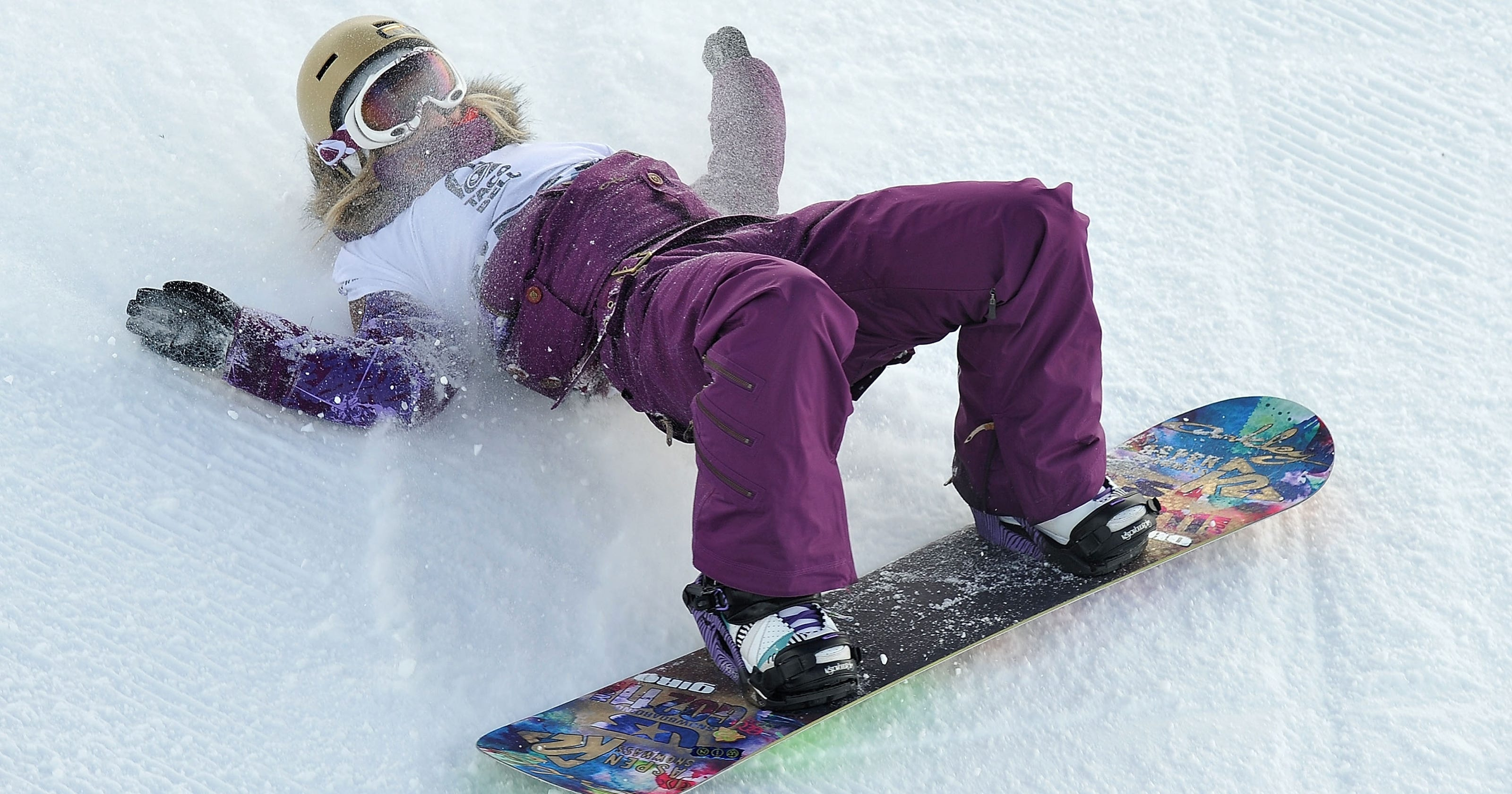 Winter Olympics Having To Relearn All >> Head Injuries A Rising Danger For Snowboarders Skiers