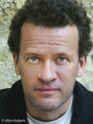 """Yann Martel authored the book """"Life of Pi"""" that became motion picture. (Gannett, Alice Kulpers/File)"""