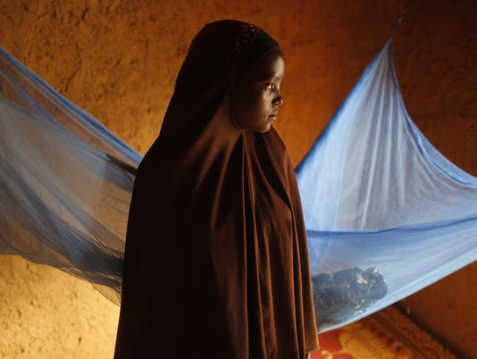 Sudan child bride