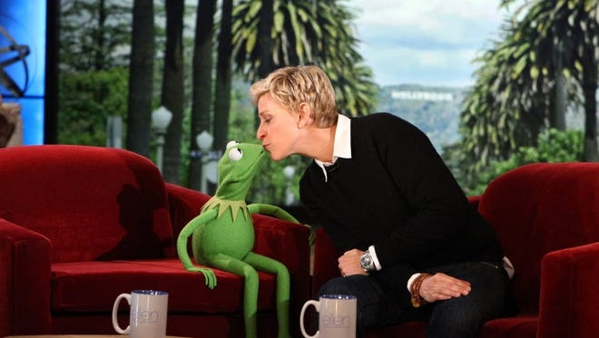 NBC has renewed 'The Ellen DeGeneres Show' through 2017.