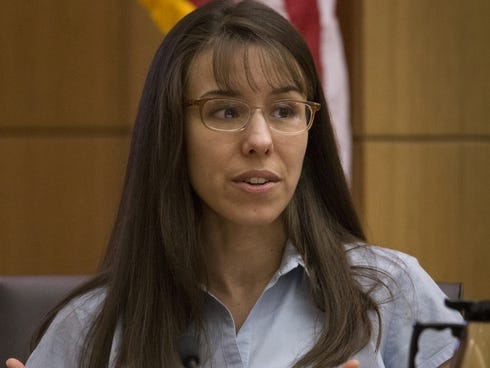 Jodi Arias is charged with first-degree murder in the 2008 death of ...