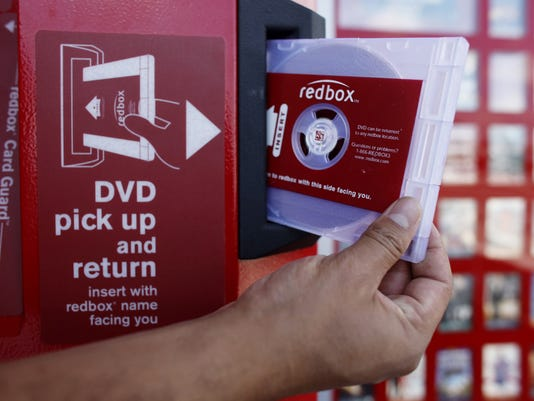 Redbox Coinstar Maker Acquired For 16b