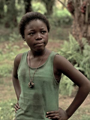Rachel Mwanza stars in the powerful and upsetting 'War Witch.'