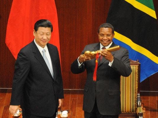 china's foreign policy towards africa China's changing foreign policy towards africa: a critical assessment of the possible implications, the case of zimbabwe mashingaidze andrew michael.