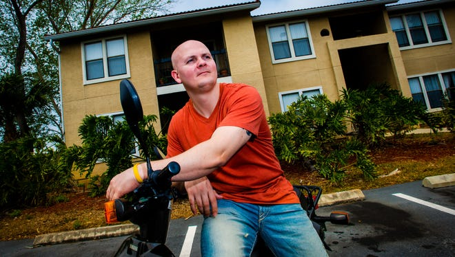 Jason Fieber, of Sarasota, Fla., is 30 years old and just crossed $100,000 in his investment account after starting with $5,000 three years ago.