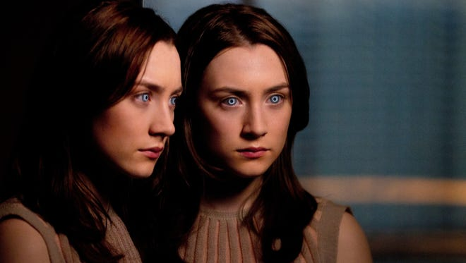 Saoirse Ronan stars as Melanie and Wanderer in the hokey saga that is 'The Host.'