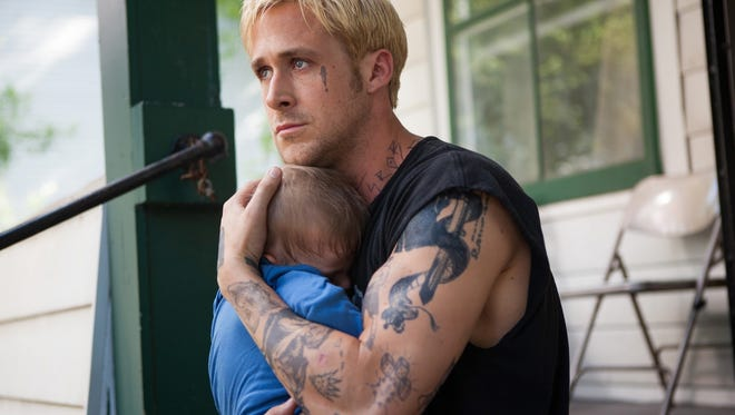 Ryan Gosling stars as a small-time thief trying to provide for his family in 'The Place Beyond the Pines.'