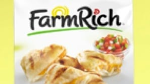 Rich Products of Buffalo recalled 196,222 pounds of frozen chicken quesadillas and other frozen mini-meals and snack items for possible contamination Thursday.