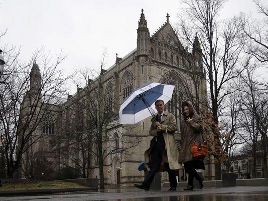 Princeton walk