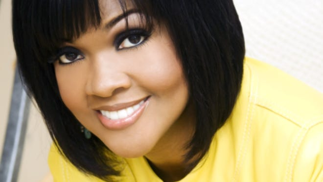 Detroit native and gospel star CeCe Winans, first artist signed to the new Motown Gospel record label.