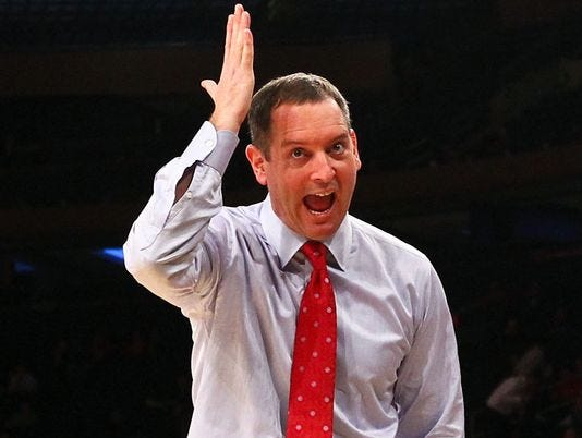 Rutgers fires coach Mike Rice, more actions ahead?