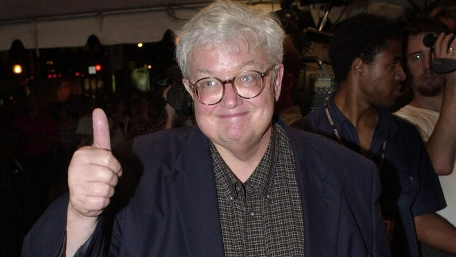Roger Ebert's many fans in the entertainment industry saluted him on Thursday.