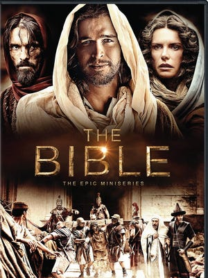 The Bible: The Epic Miniseries (2013, 20th Century Fox, TV-14, $60; Blu-ray, $70) is just out on home video in high definition.