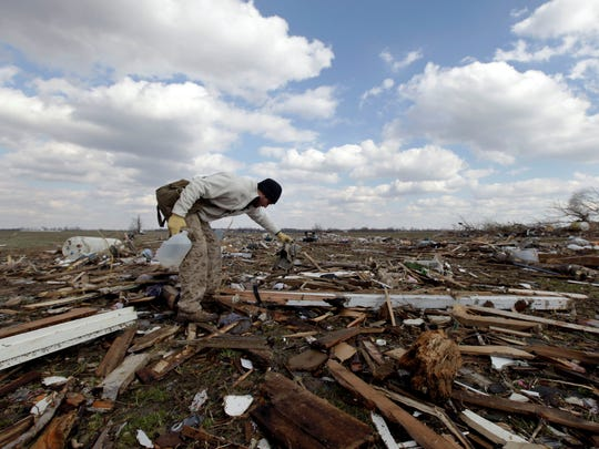 indiana tornado