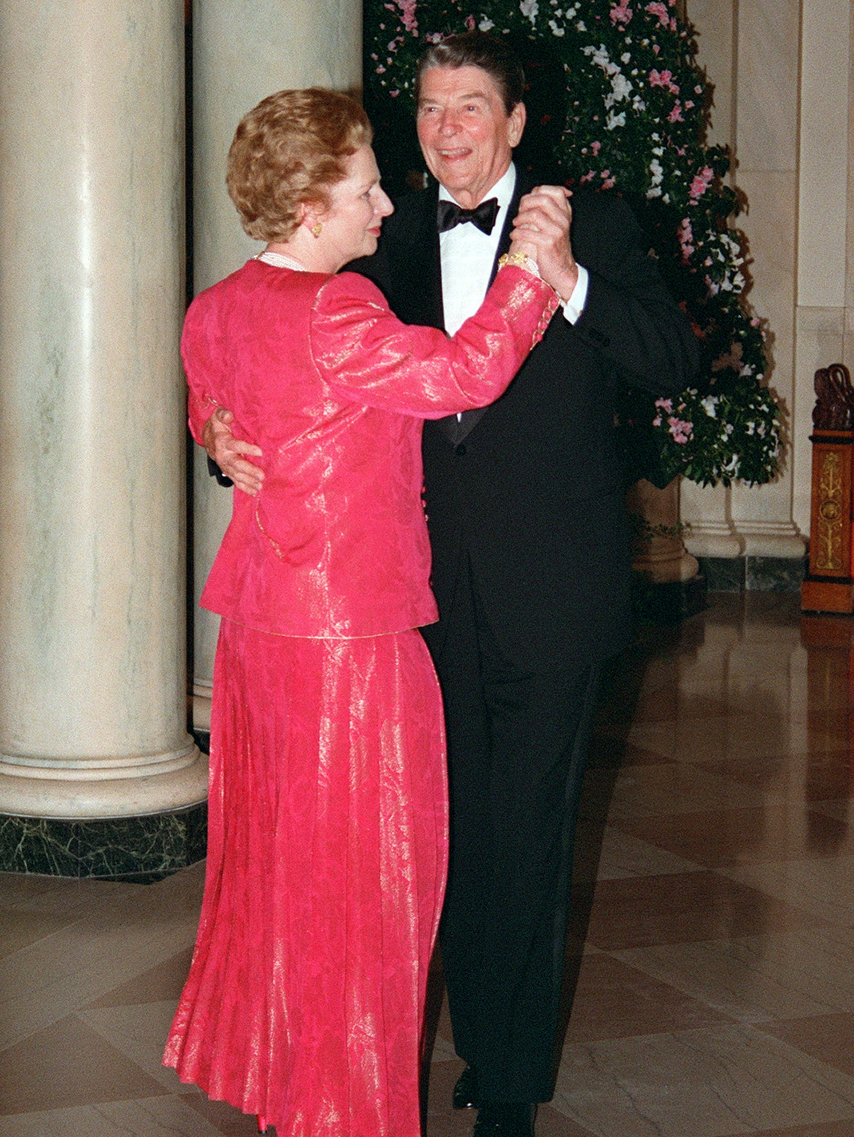 Thatcher Reagan Relationship Altered History