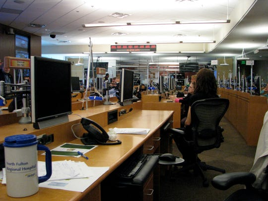 CDC Emergency Operations Center