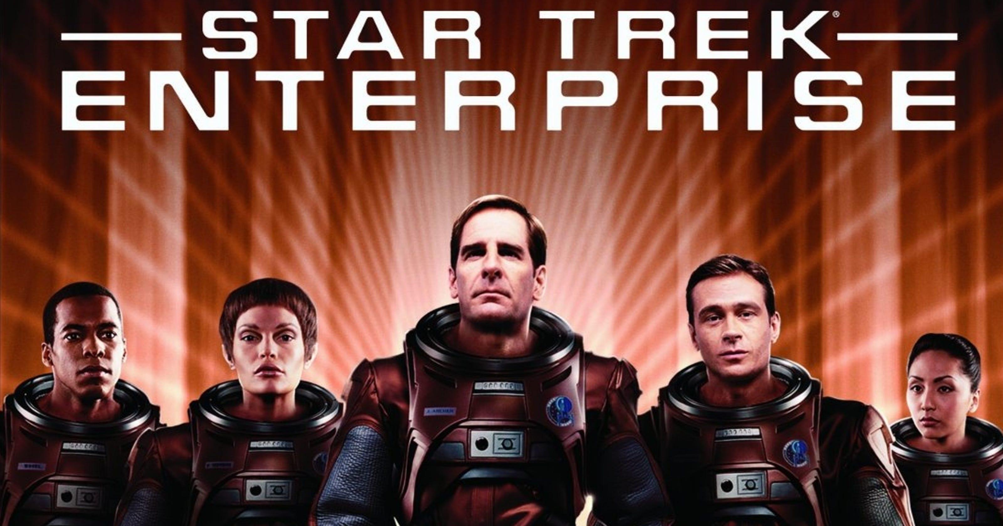 1st season of 'Star Trek: Enterprise' comes to Blu-ray