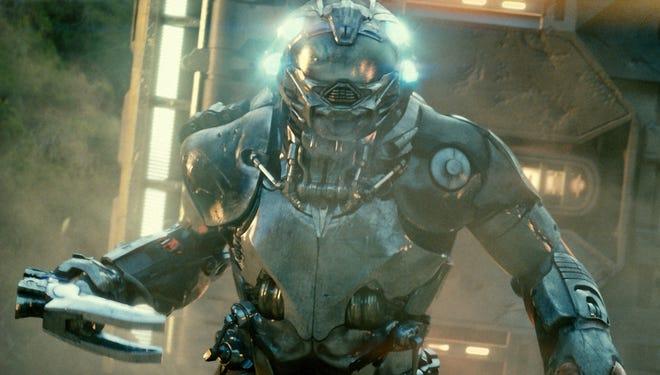 The $200 million 'Battleship' took in just $65 million at the U.S. box office. But overseas, it took in $238 million.