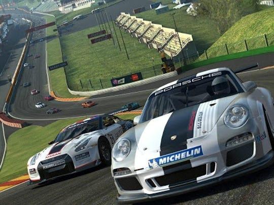 real racing 3 free game