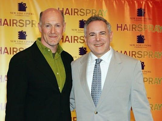 Craig Zadan (R) and Neil Meron (L)