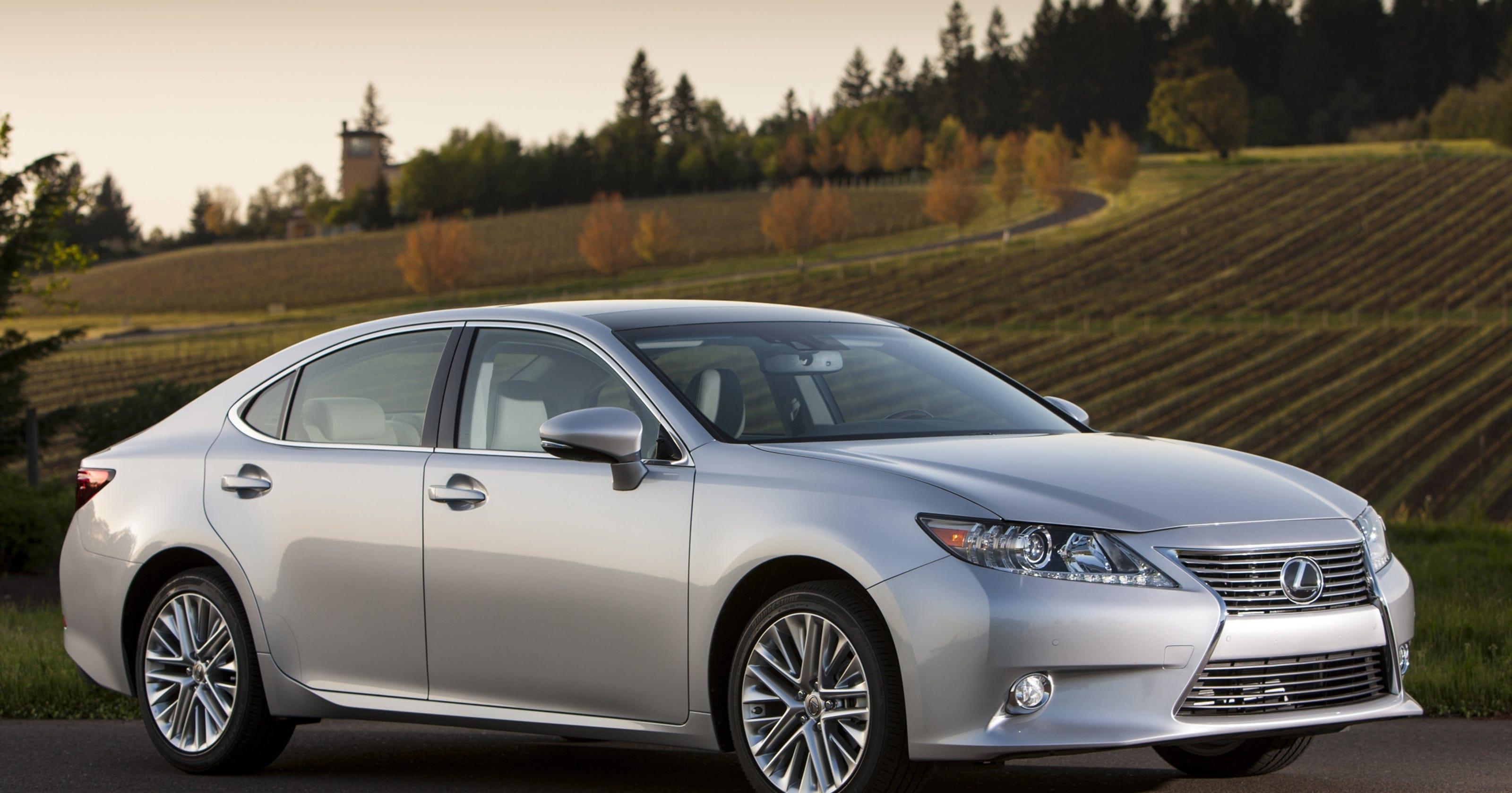 First Take Toyota Finally Trusts U S To Build A Lexus