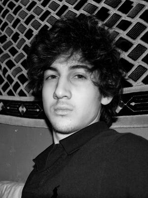 Dzhokhar Tsarnaev, who is charged in connection with the Boston Marathon bombings, is shown in a photo from the Russian social networking site Vkontakte.