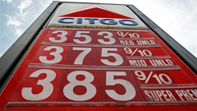 Gas prices are rising again and are likely to continue climbing near term.