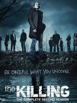 'The Killing: The Complete Second Season' (2012, Fox, not rated, $30) is now available on home video.