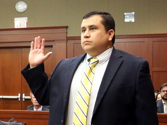 George Zimmerman waives immunity hearing