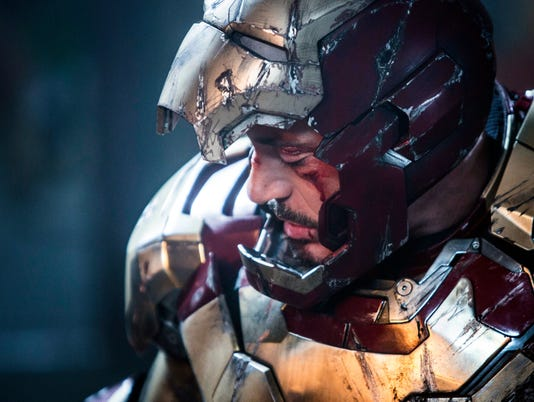 Downey Jr on 'Iron Man 3'