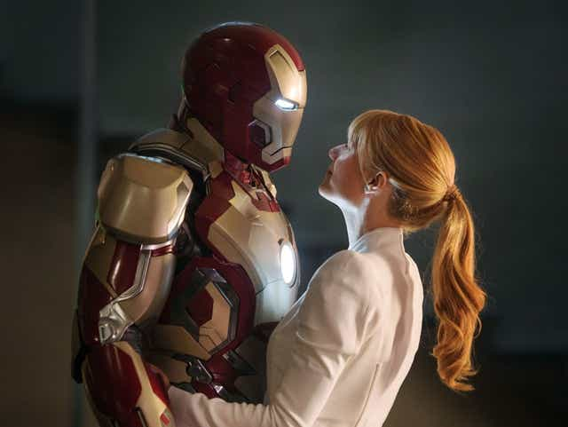 Iron Man 3' shows a soft side beneath the metal