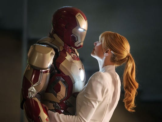 Review: 'Iron Man 3'
