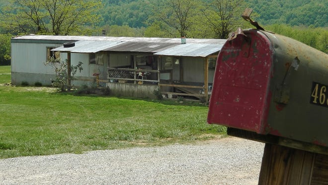 A 5-year-old boy who shot and killed his 2-year-old sister on April 30 at this home near Burkesville, Ky., used a special, child-sized rifle he got in November for his birthday.