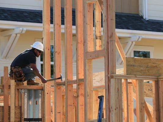 home building construction worker