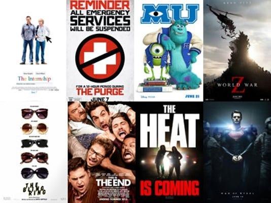 June Movie Posters