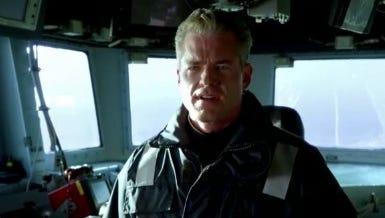 'Grey's Anatomy' alumnus Eric Dane finds his sea legs in TNT's 'The Last Ship.'