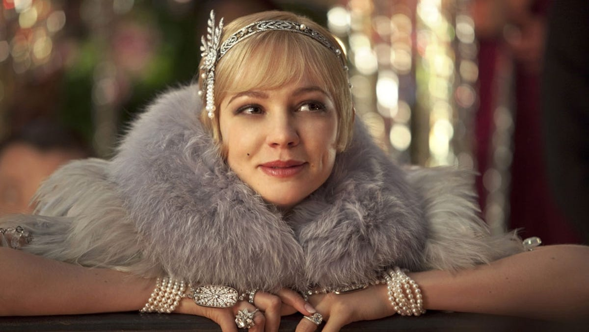 movie costumes, Finally, the costumes in Great Gatsby were surely glamorous but unreflective of 1920s fashion.
