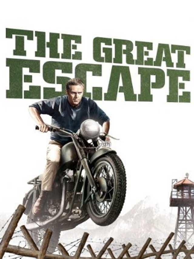 The Great Escape.The Great Escape Blu Ray Celebrates 50th Anniversary