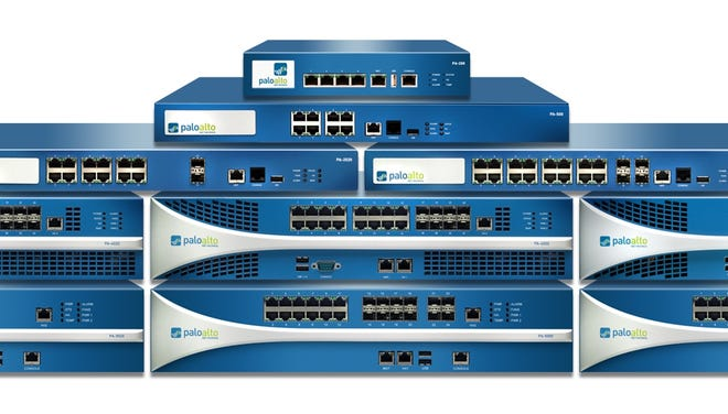 Palo Alto Networks' hardware filters Web traffic for malware.