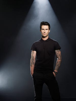 Three members of Team Adam sang live on 'The Voice.'