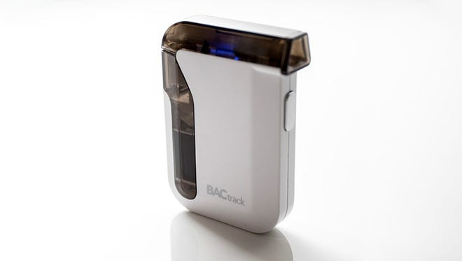 The BACtrack Mobile Breathalyzer starts at $150.