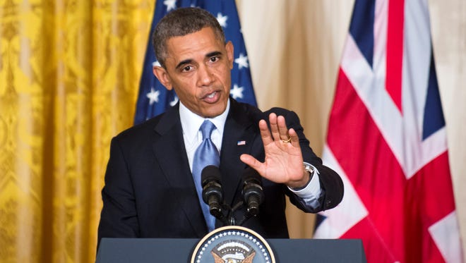 President Obama defends his administration's actions after the attacks on the U.S. consulate in Benghazi, Libya.