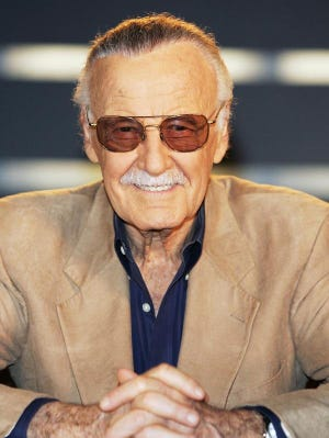 Comic book king Stan Lee will make his first appearance at the Motor City Comic Con in Novi, Mich. on May 18. Lee is the former president and chairman of Marvel Comics who helped create the comic-book universe.