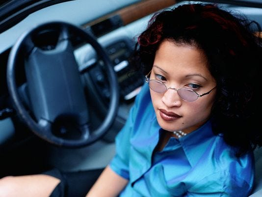 Young women are more likely to die in traffic accidents than men