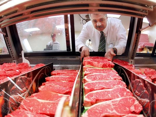 Beef prices