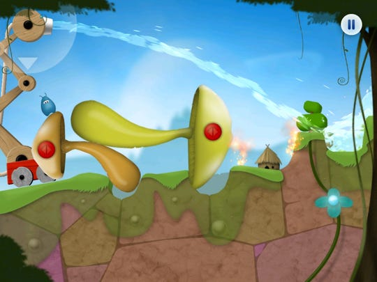 3 fascinating mobile games for kids