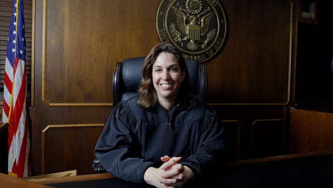 U.S. Southern District of Iowa Federal Judge Stephanie Rose was confirmed by the U.S. Senate in September 2012.