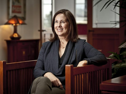 Innovator and  Icon: Kathleen Kennedy