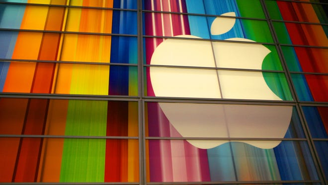 An Apple spokesman said Thursday that the company has never heard of PRISM.