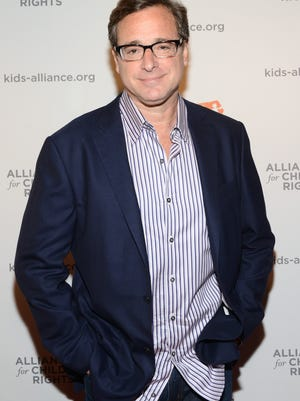 Bob Saget arrives at the The Alliance for Children's Rights 4th annual right to laugh - an evening of comedy event at Avalon on May 30, 2013 in Hollywood, California.